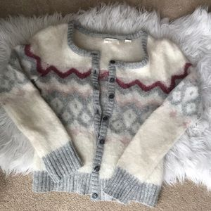 Beautiful Wool Cardigan